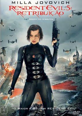 Resident Evil 5: Retribuição - BDRip Dual Áudio