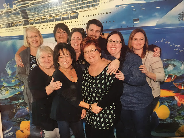 Realty Masters of FL 2016 Staff Cruise to Cozumel and Grand Cayman