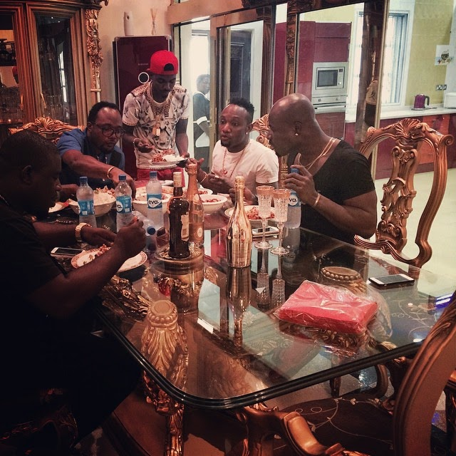 KC7 Is Kcee's House The Most Luxurious Celebrity Crib In Nigerian???