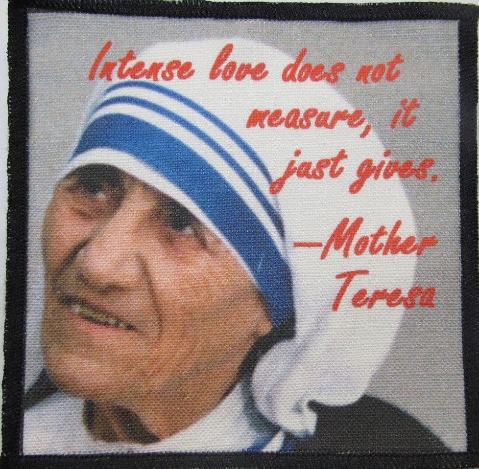 mother teresa essay Visitors, teachers, students, and my hero staff publish all kinds of stories, from inspirational essays about a close friend (mother teresa) is her hero.