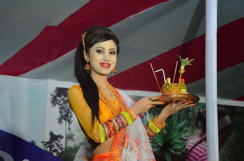 State Level Pineapple Festival - Manipur