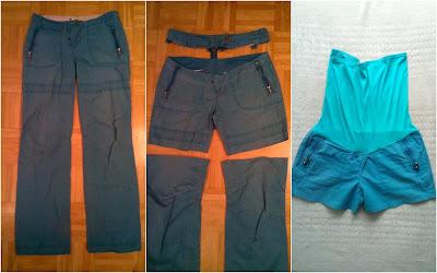 materinty pants DIY
