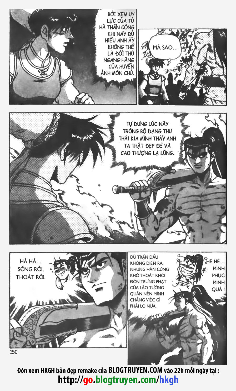 Hiệp Khách Giang Hồ chap 151 page 1 - IZTruyenTranh.com