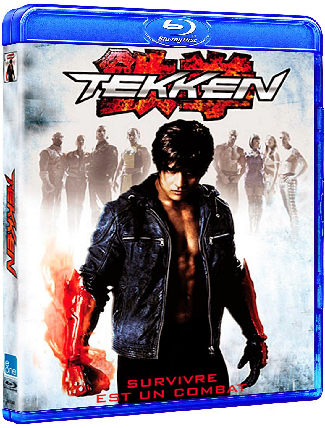 Tekken – Dual Áudio Torrent