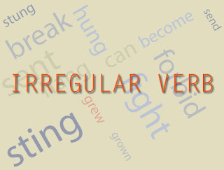 1208  Kata Kerja Tak Beraturan (Irregular Verbs) Lengkap