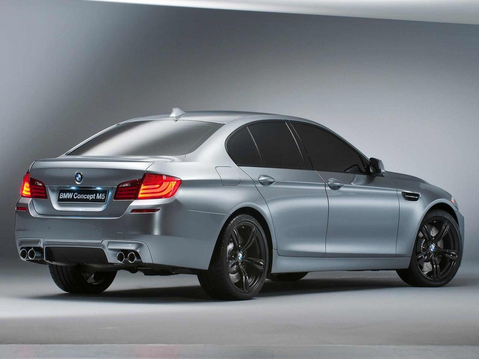 Car Pictures Bmw M5 Concept 2011