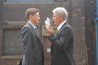 Topher Grace and Richard Gere