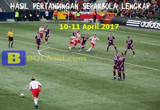 Hasil Bola 10-11 April 2017