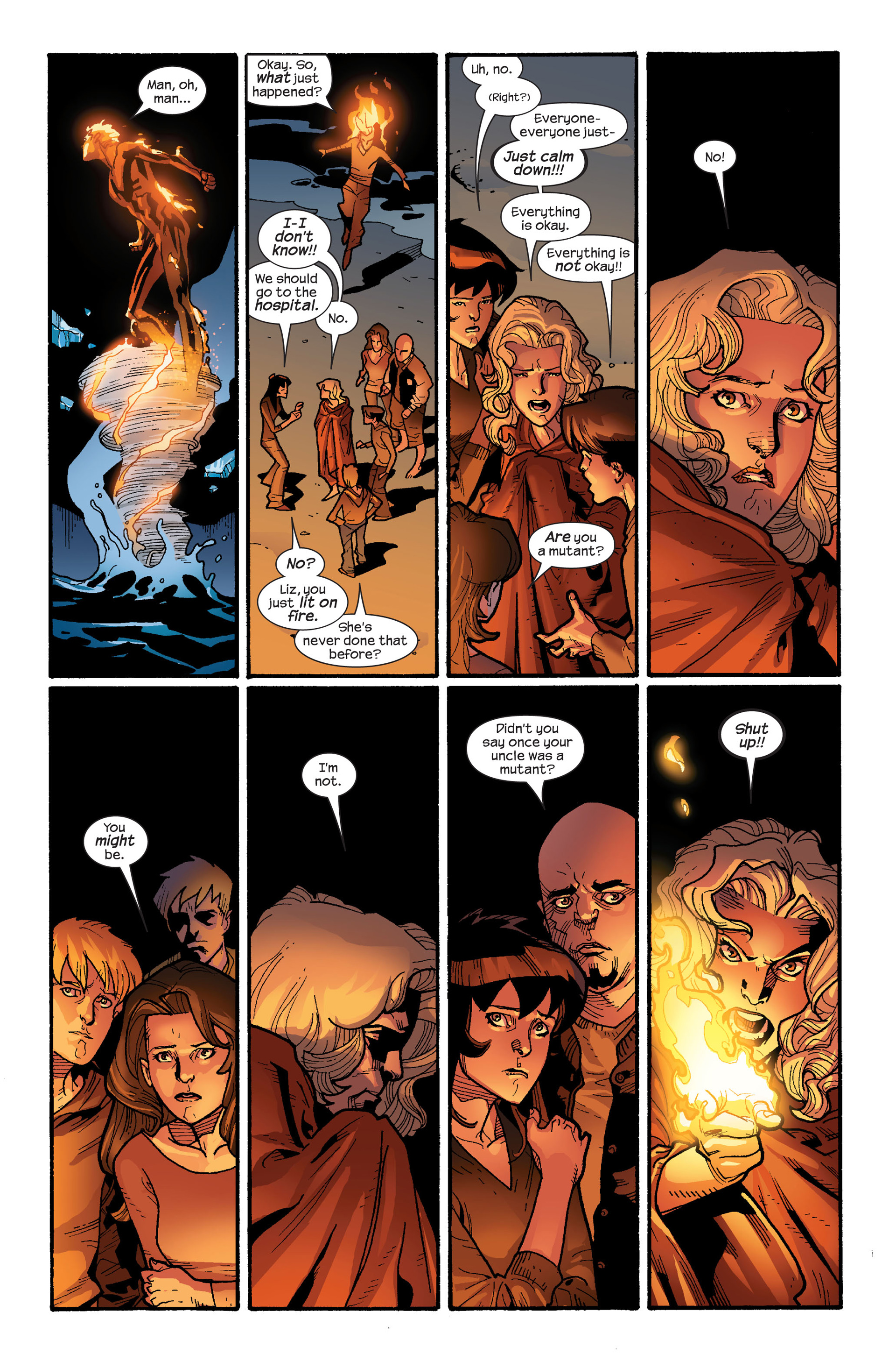 Ultimate Spider-Man (2000) Issue #119 #123 - English 6