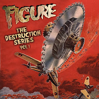 Dubstep drumstep Figure the destruction serie vol 1