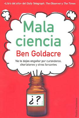 Mala ciencia, por Ben Goldacre