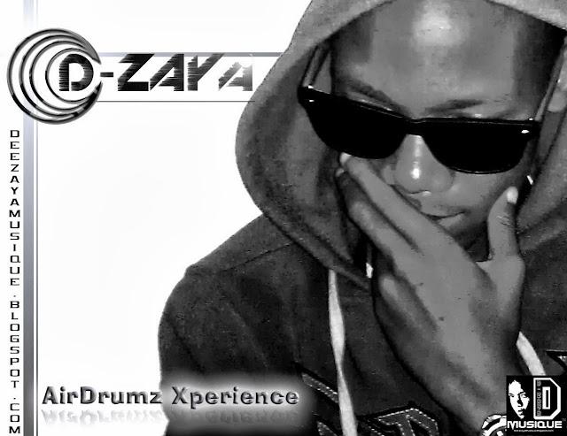 D-ZAYA FEAT SHISABOY - BBM DANCE (AIRDRUMZ ORIGINAL)
