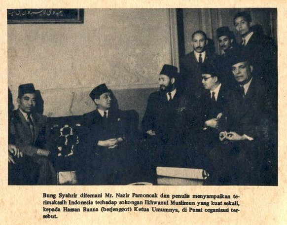 Imam Hasan Al Banna - Republik Indonesia