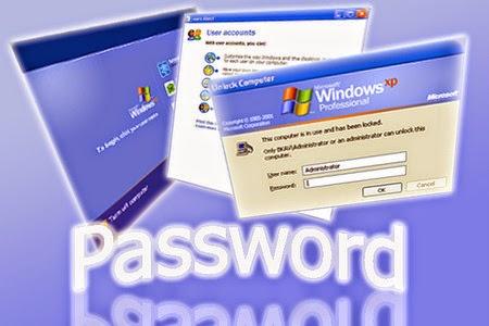 Thiết lập lại mật khẩu Windows bằng việc sự dụng cửa sổ lệnh