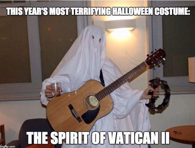 The Pope Halloween Costume