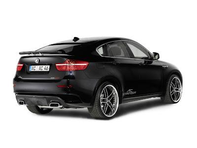 2010 AC Schnitzer BMW X6M