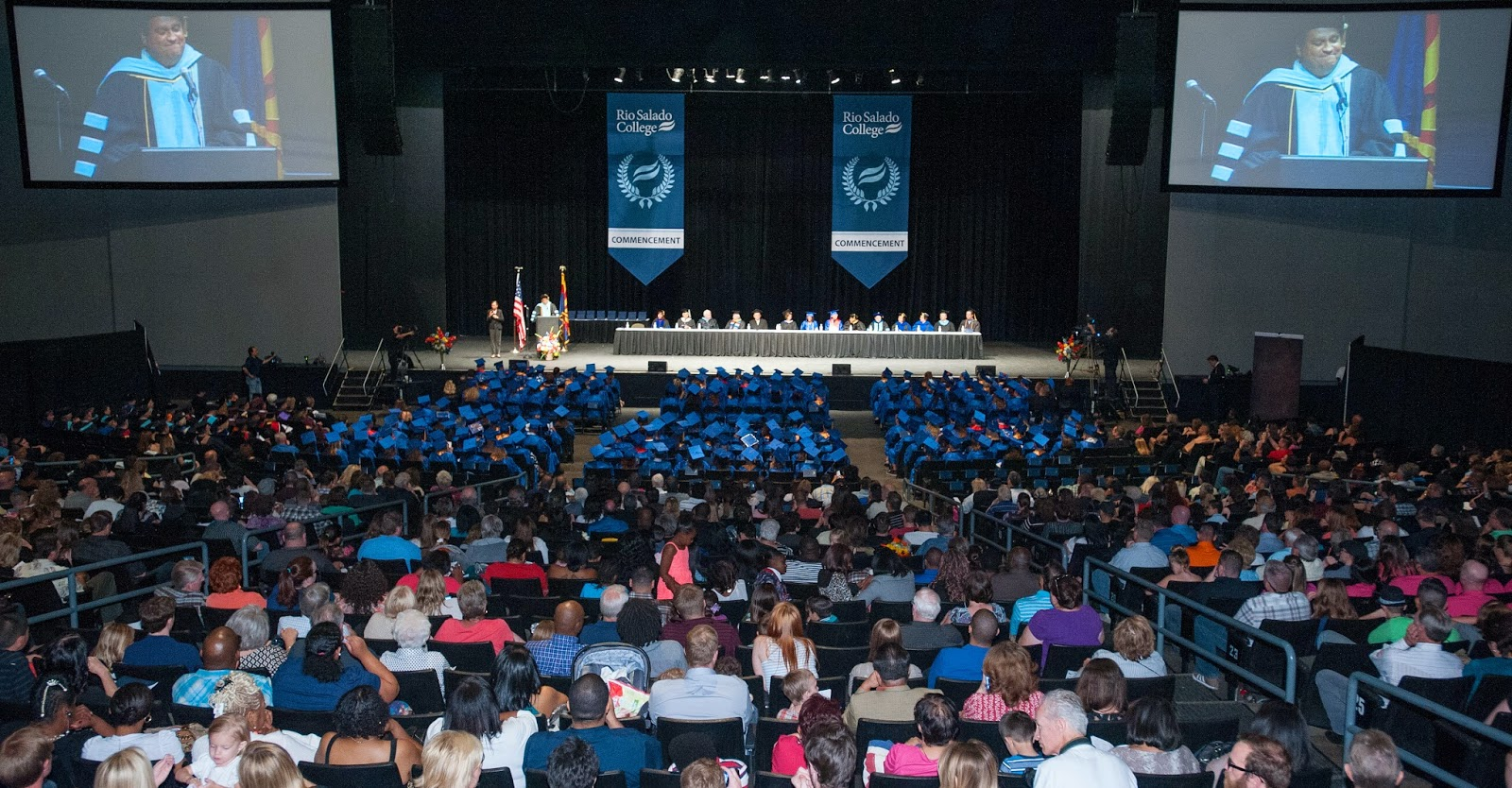 image from 2014 Commencement