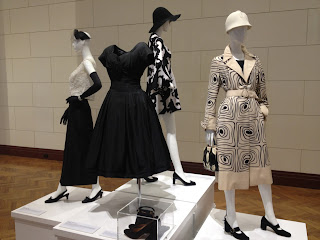 Dresses from the 1950s, 60s and 70s at David Jones 175th birthday