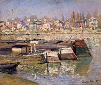 La Seine à Asnière