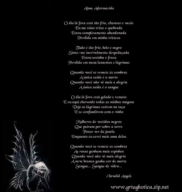 poemas goticos
