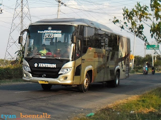 Front View Trans Zentrum Scorpion King