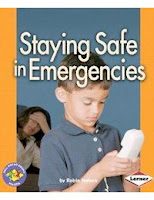 bookcover of Staying Safe in Emergencies by Robin Nelson