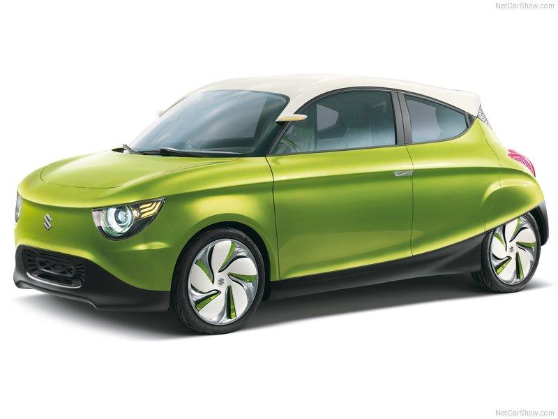 Gambar Suzuki G70 Concept 2012