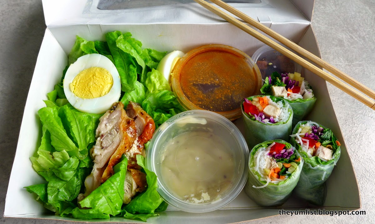 Chopstick Diner, Healthy Lunch Delivery