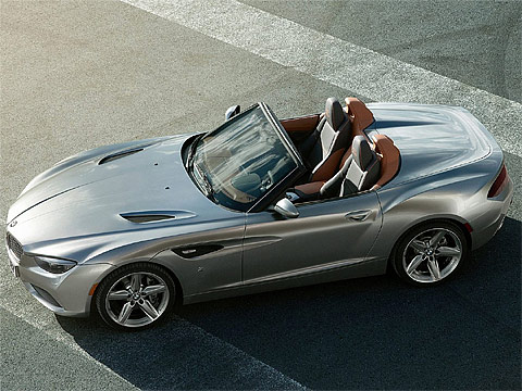 2012 BMW Zagato Roadster Concept car pictures. 480 x 360 pixels