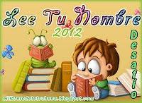 Desafio Lee Tu Nombre 2012