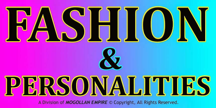 Logo Fashion and Personalities