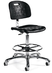 first up the minotaur task stool by global total office talk about versatility this easy to clean drafting chair is perfect for themed work