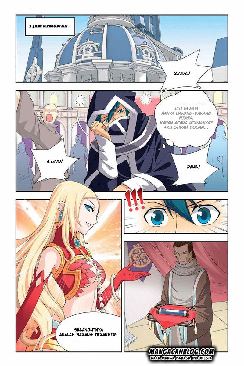 Battle Through Heaven Chapter 08-14