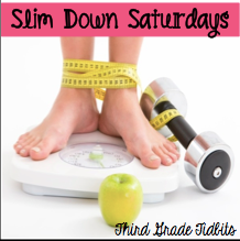 http://www.thirdgradetidbits.blogspot.com/2014/01/slim-down-saturdays-14.html