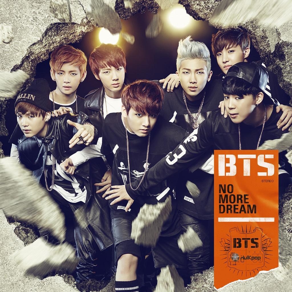 [Single] BTS (Bangtan Boys) – No More Dream (Japanese Ver.)