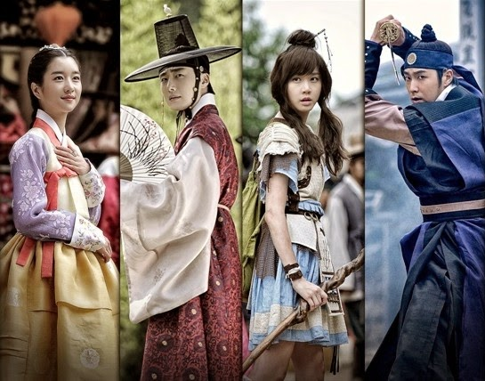Drama Korea The Night Watchman (2014) Subtitle Indonesia