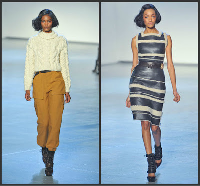 Trends for Hunting and Leather in fall 2012