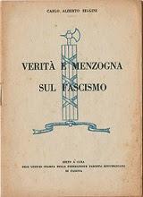 Verità e menzogna sul Fascismo