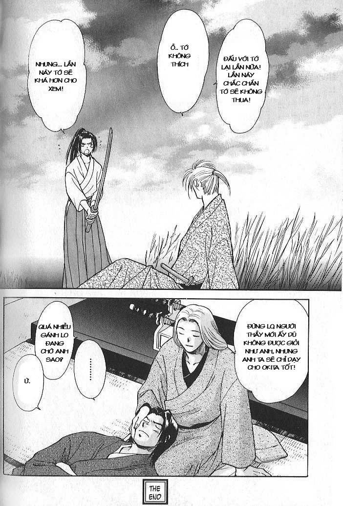 Soshite Haru No Tsuki chap 3 - Trang 34