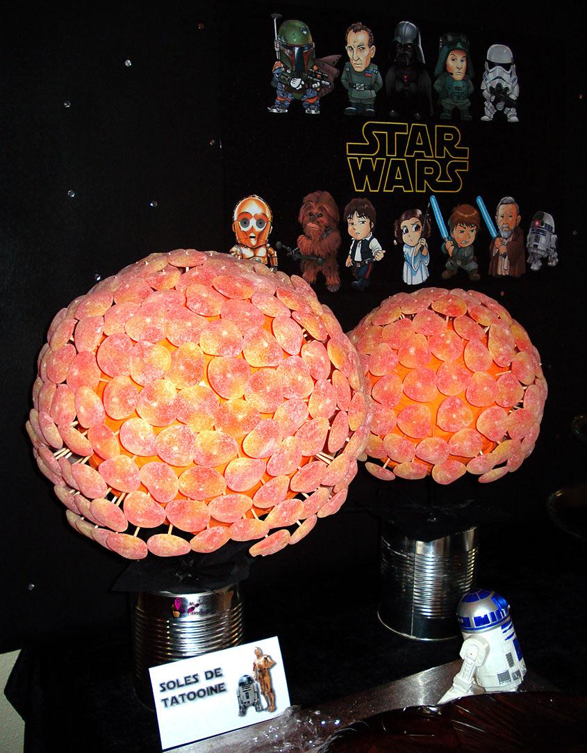cumpleaños, cumpleaños temáticos, star wars, cumpleaños temático star wars, mesa dulce star wars, mesa dulce, cumple,