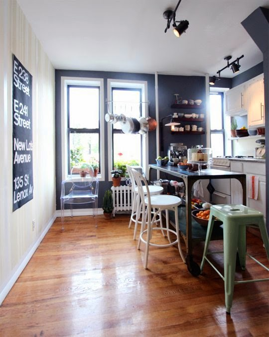 Apartment Kitchen Tumblr Small Apartments Big Ideas  Cozy Little House