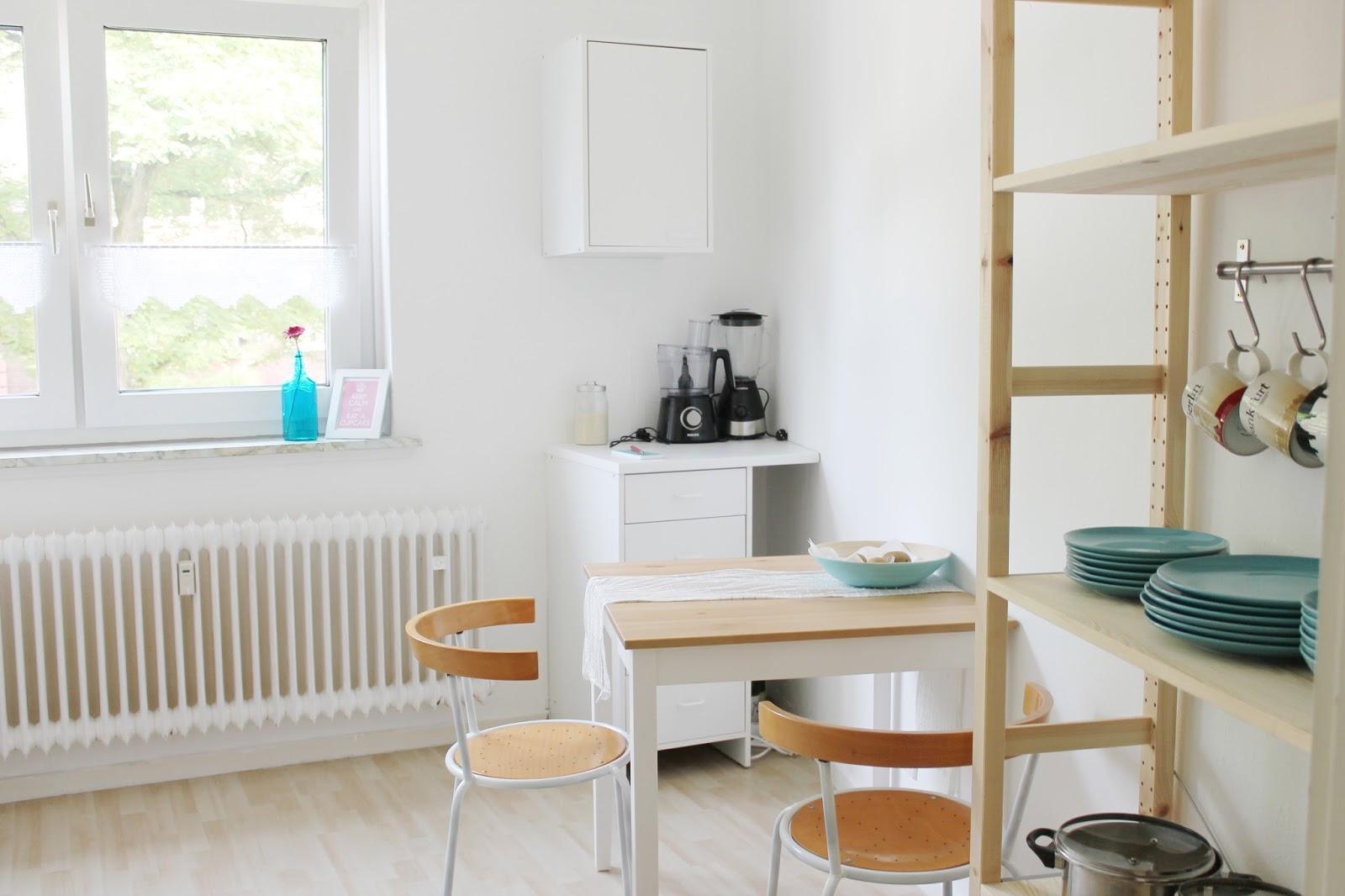 Schichtsalat: Lila's Castle: Eine kleine Tour durch meine Küche