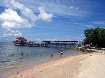 Pesona Wisata Indonesia - Pulau Kayangan, Sulawesi Selatan