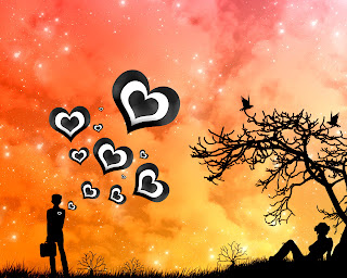 Passing Love Love Wallpaper