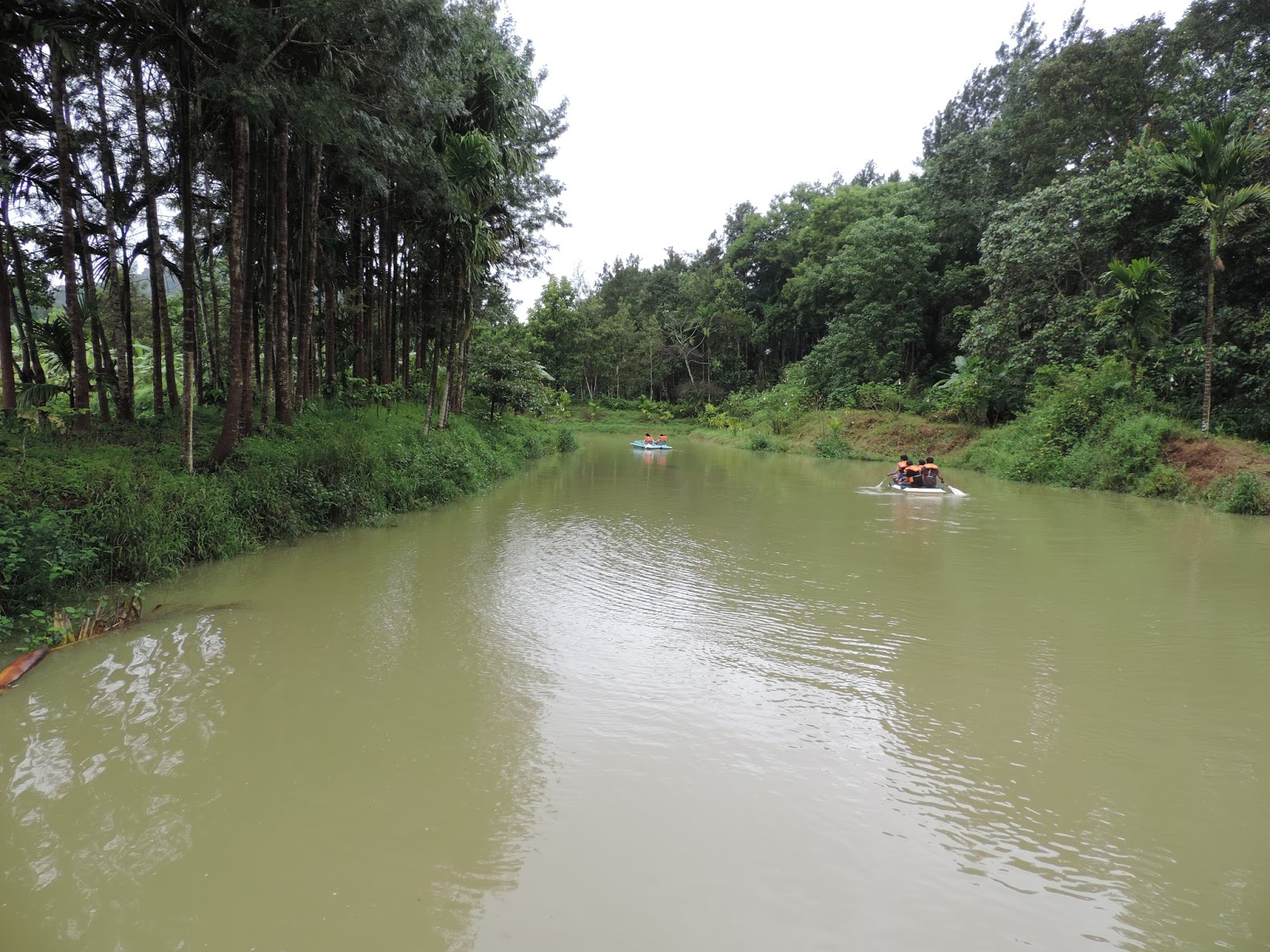 Boating in Coorg, Resorts of Coorg, Tea Estate Homestays Coorg