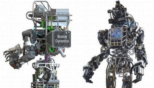 """Το ρομπότ Atlas ξυπνάει μνήμες από τον """"Εξολοθρευτή"""""""