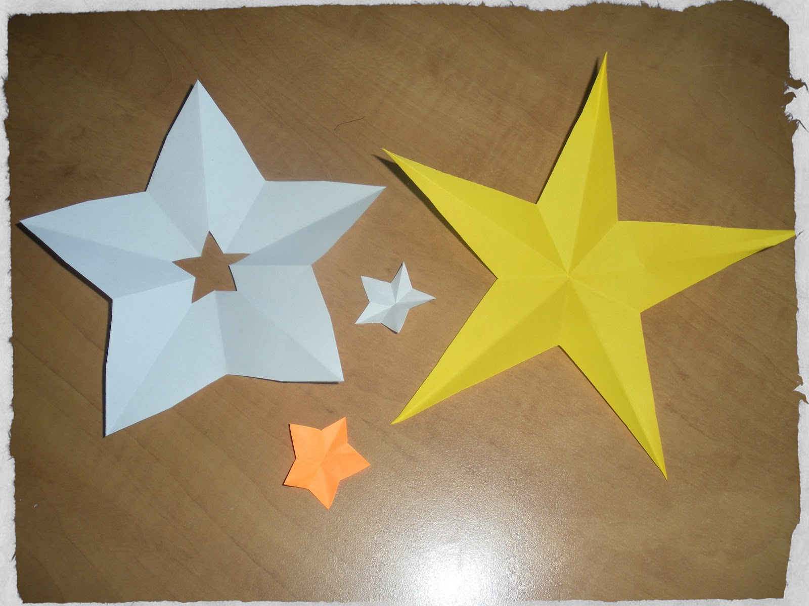 paper tape pins how to cut a perfect star from a piece