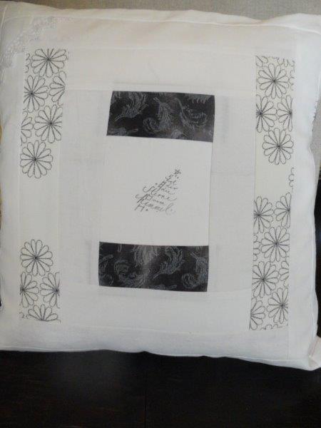 von herz und hand patchwork kissen diy. Black Bedroom Furniture Sets. Home Design Ideas