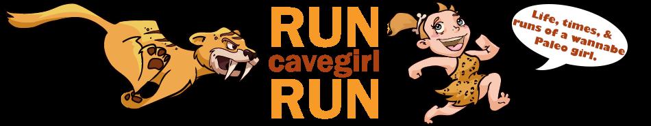 Run, Cavegirl, Run