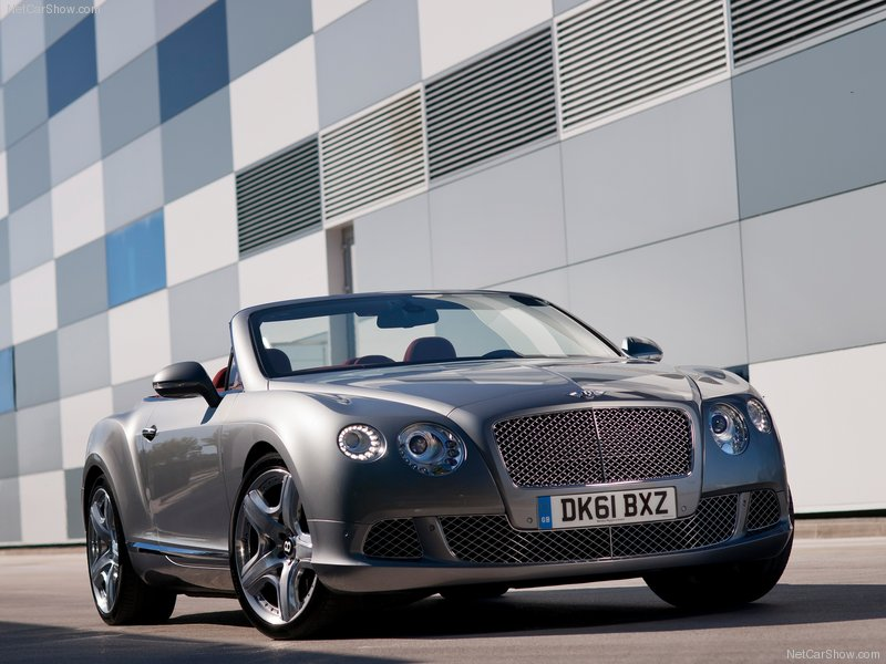 2012 new Bentley Continental GTC